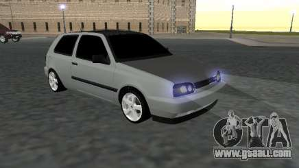 Volkswagen Golf 3 Armenian for GTA San Andreas