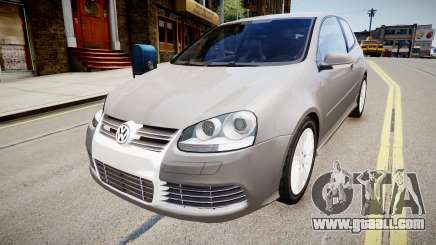 Volkswagen Golf R32 v1 for GTA 4