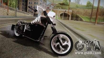GTA 5 LCC Sanctus for GTA San Andreas