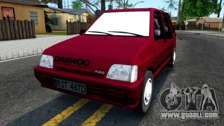 Daewoo Tico SX UZB EXCLUSIVE for GTA San Andreas