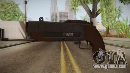 Bikers DLC Compact Grenade Launcher for GTA San Andreas