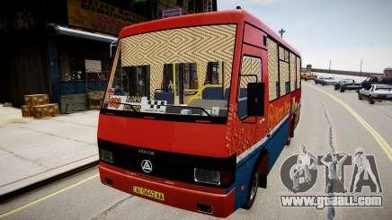 BAZ Etalon Indonesia for GTA 4