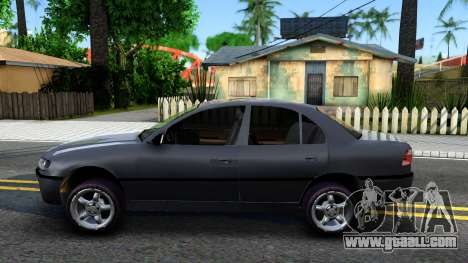 Opel Omega 1998 for GTA San Andreas left view