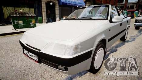 Daewoo Espero GLX 1.5 16V DOHC 1996 for GTA 4