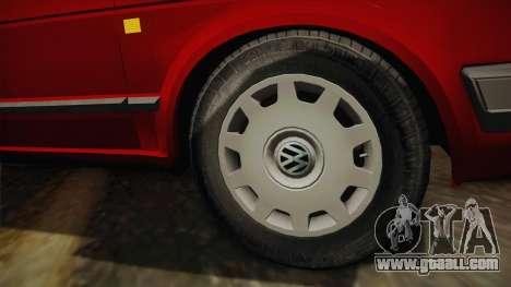 Volkswagen Golf Mk2 Stock for GTA San Andreas