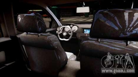 Opel Astra 1.9 TDI for GTA 4 inner view