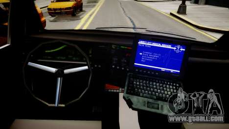 F.D.N.Y. Ambulance for GTA 4 inner view