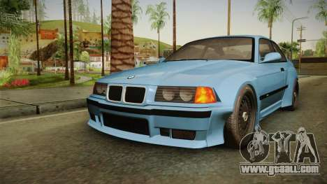 BMW M3 E36 Pandem Kit for GTA San Andreas