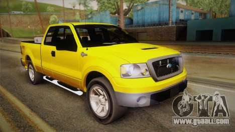 Ford F-150 2005 King Cab for GTA San Andreas