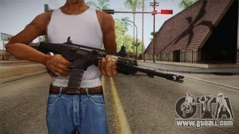 FB MSBS Black for GTA San Andreas third screenshot