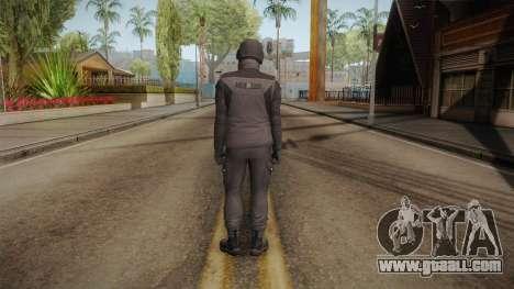 GTA Online DLC Heists Skin for GTA San Andreas third screenshot