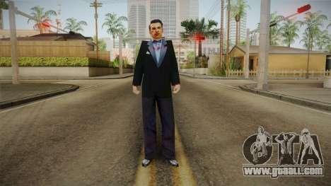 Mafia - Sam Blood for GTA San Andreas second screenshot