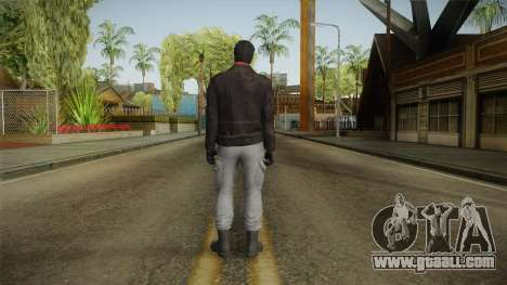 The Walking Dead - Negan for GTA San Andreas third screenshot