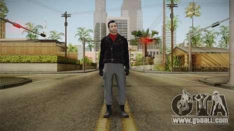The Walking Dead - Negan for GTA San Andreas second screenshot