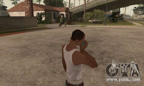 Nokia 5130 xpress music for GTA San Andreas second screenshot