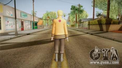 NUNS4 - Naruto Hokage v2 for GTA San Andreas third screenshot