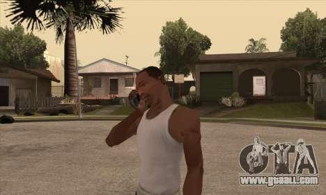 Nokia 5130 xpress music for GTA San Andreas fifth screenshot
