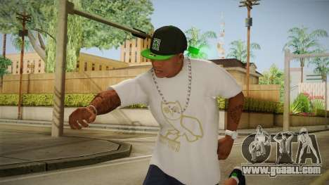 Franklin Ovoxo for GTA San Andreas