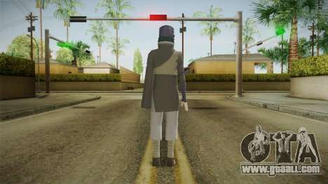NUNS4 - Sasuke The Last No Cloak for GTA San Andreas