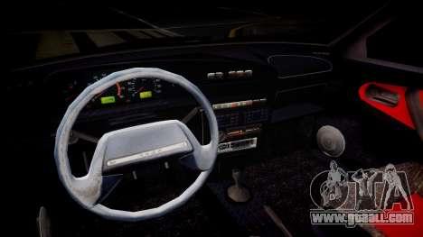 ВАЗ 2113 Light Tuning for GTA 4 inner view