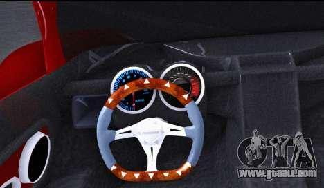 Pagani Zonda Revolucion 2016 for GTA San Andreas right view