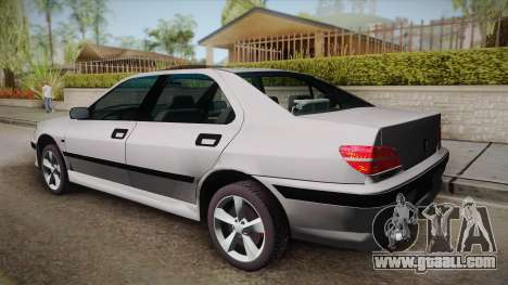 Peugeot 406 Tunable for GTA San Andreas left view