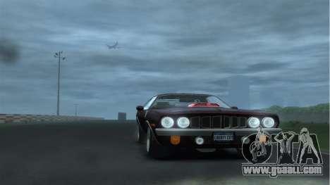 Plymouth Barracuda for GTA 4