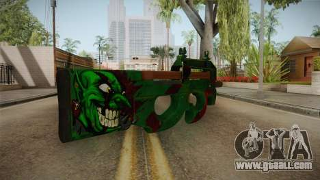 Vindi Halloween Weapon 7 for GTA San Andreas second screenshot