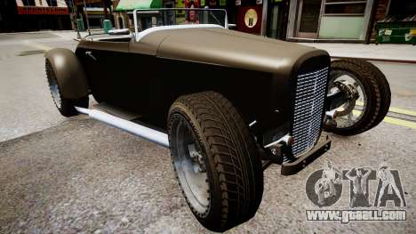 Hot-Rod concept beta for GTA 4 right view