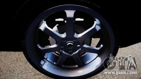 Hyundai Santa Fe for GTA 4 back view