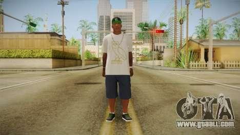 Franklin Ovoxo for GTA San Andreas second screenshot