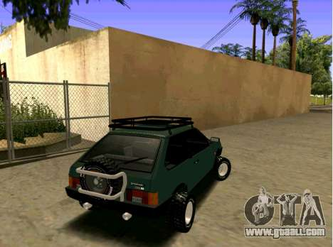 VAZ-2108 4x4 for GTA San Andreas right view