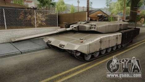 Leopard 2 MBT Revolution for GTA San Andreas