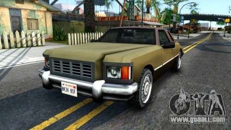 Idaho SA style for GTA San Andreas
