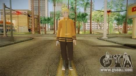 NUNS4 - Naruto Hokage v2 for GTA San Andreas second screenshot