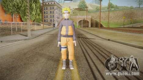 NUNS4 - Naruto Sennin v2 for GTA San Andreas second screenshot
