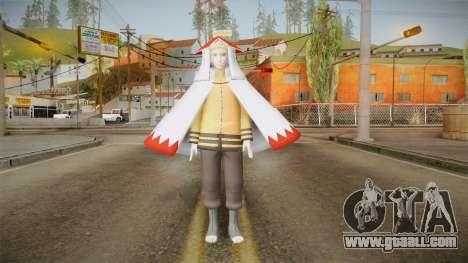 NUNS4 - Naruto Hokage v1 for GTA San Andreas second screenshot