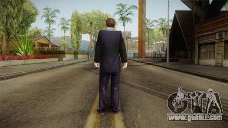 Mafia - Sam Blood for GTA San Andreas third screenshot