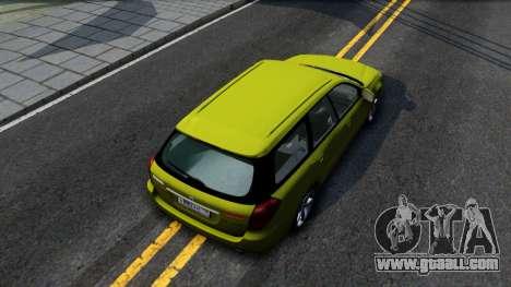 Subaru Legacy Touring Wagon 2003 for GTA San Andreas