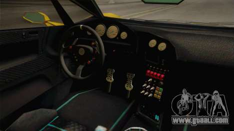 GTA 5 Pegassi Lampo for GTA San Andreas side view