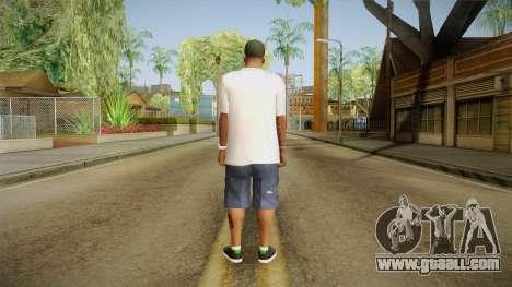 Franklin Ovoxo for GTA San Andreas third screenshot