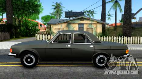 GAZ 3102 USSR for GTA San Andreas left view