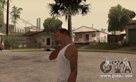 Nokia 5130 xpress music for GTA San Andreas third screenshot