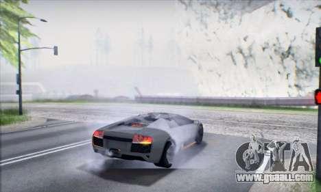 Lamborghini Murcielago LP650-4 Roadster (IVF) for GTA San Andreas