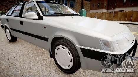Daewoo Espero GLX 1.5 16V DOHC 1996 for GTA 4 right view