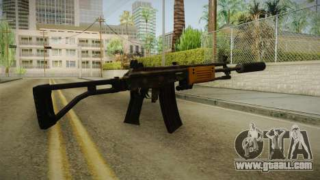 IMI Galil v3 for GTA San Andreas second screenshot