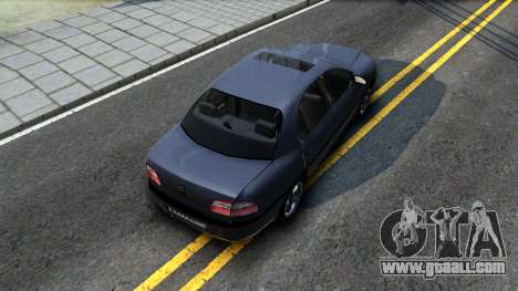Opel Omega 1998 for GTA San Andreas back view