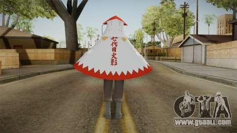 NUNS4 - Naruto Hokage v1 for GTA San Andreas third screenshot