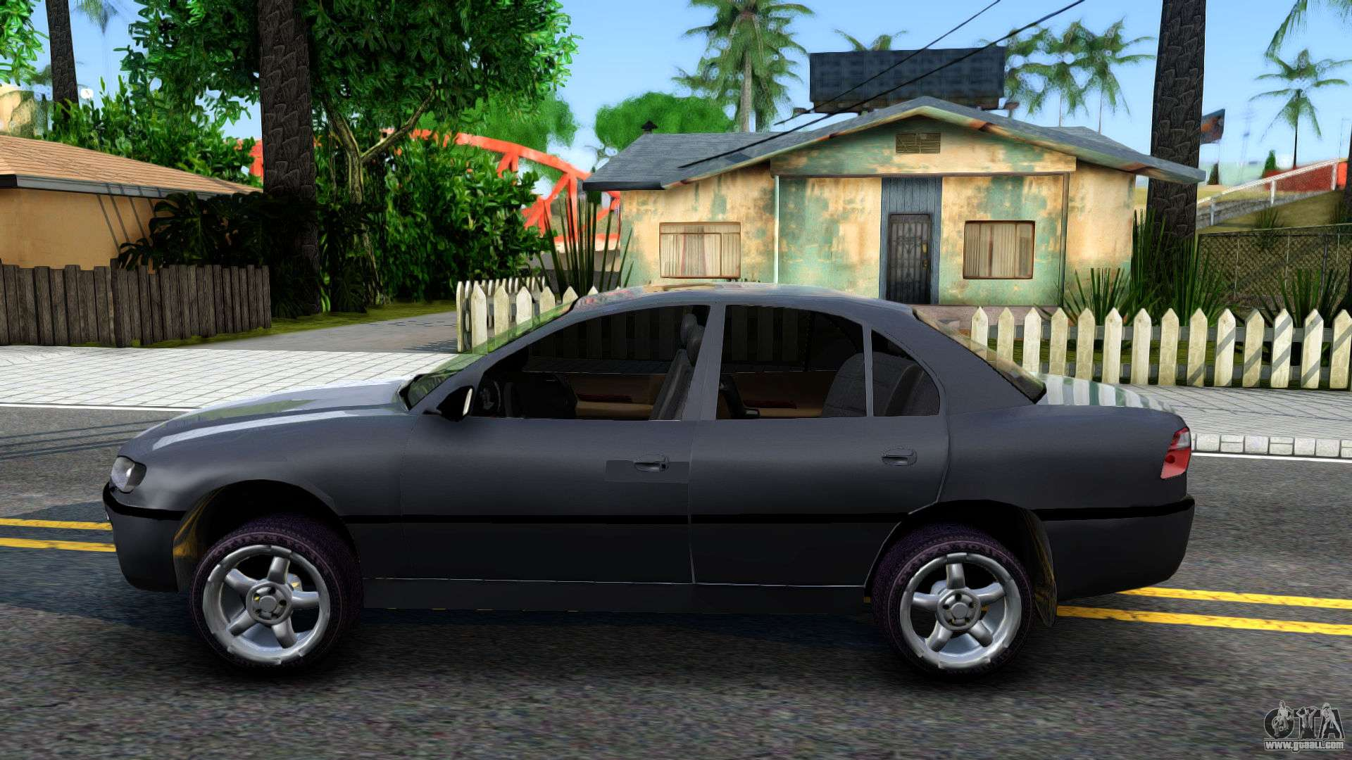 opel omega 1998 for gta san andreas. Black Bedroom Furniture Sets. Home Design Ideas