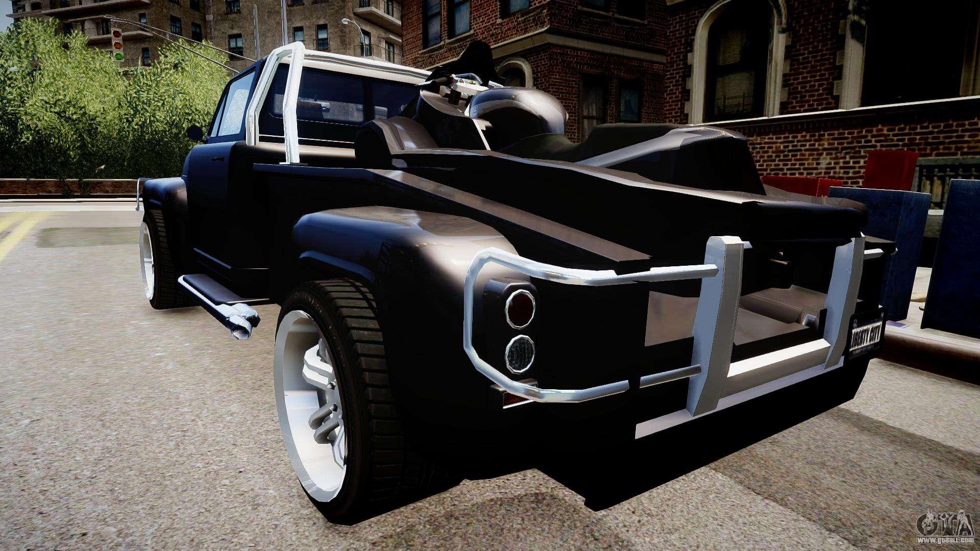 towtruck pickup truck for gta 4. Black Bedroom Furniture Sets. Home Design Ideas